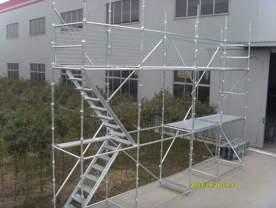 cuplock scaffolding