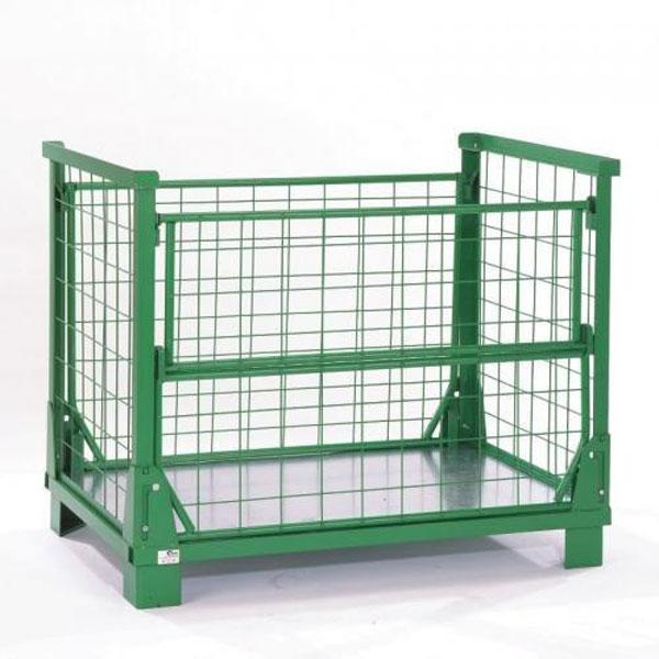 Good Storage Cage · Steel Pallet